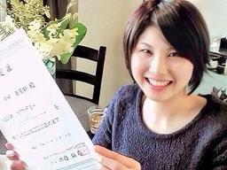 リンパケアリストコース卒業生 中村さん