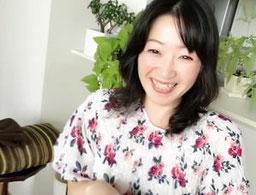 リンパケアリストコース卒業生 山野井さん