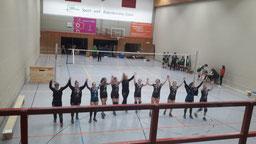 Damen-2 nach Erfolg gegen Langenfeld