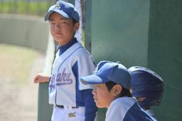 粟生vs川北町(1回戦)