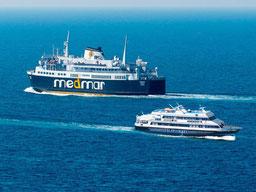 collegamenti marittimi in campania