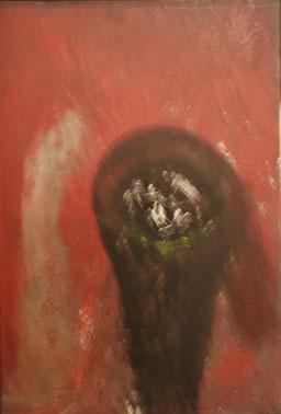 Acryl auf Leinwand, 70x50, 2016