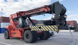 reach staker Hyster RS45-31CH
