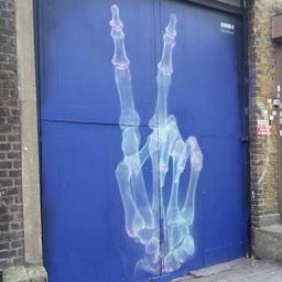 Shoreditch Street Art Tours, Shok 1