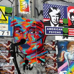Manyoly, Shoreditch Street Art Tour
