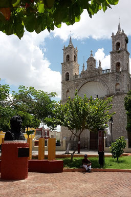 Iglesia San Cristobal, Mérida Yucatan