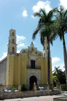 Iglesia San Juan Bautista, Mérida Yucatan