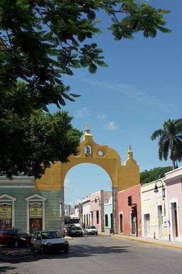 Arco de San Juan, Mérida Yucatan