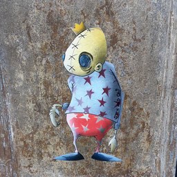 Sten and Oli, Shoreditch Street Art Tour