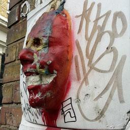 Shoreditch Street Art Tours, Gregos