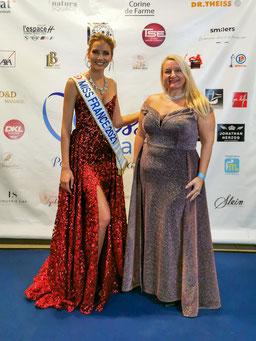Gala Miss Alsace 2021 avec Miss France 2021