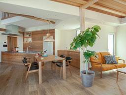 ウェルネストホーム モデルハウス設計監理