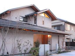 檜風呂 浜松市 住宅