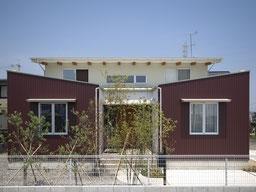 30坪以下 狭小住宅 設計 浜松市