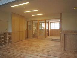 弊社が設計した静岡県浜松市のなかざわこども園