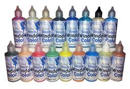 Prima-Basteln Window Color Farben