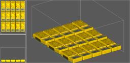 15 Multimeter passen in eine Ebene