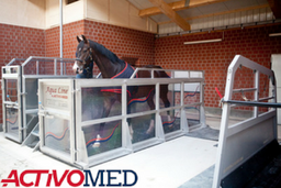 Activomed Aquartainer, Water Treadmill, Horse Spa, Aqua line, GHI member