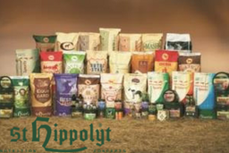 St. Hippolyt, Horse Feed, Pre-mixed horse feed, supplements, horse nutrition, Struktur E, Irish Mash, performance horse feed, high performer, doping free, GHI member