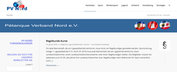 Petanque-Verband Nord e.V.