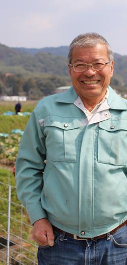 (株)石動農産代表  秋吉 義孝