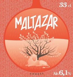 Bière ambrée de la brasserie artisanale Archimalt à découvrir dans notre bar ou en vente à emporter