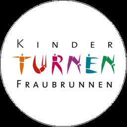 Damenturnverein Fraubrunnen - Logo Kinder-Turnen Fraubrunnen
