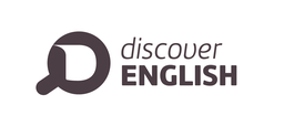 Discover ENGLISH New Logo