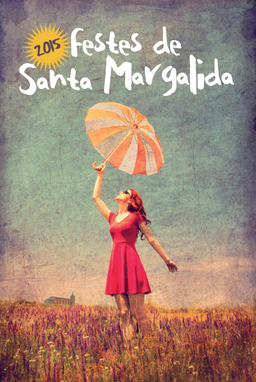 Fiestas de Santa Margalida 2015 Cartel y programa