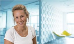 Christiane Döker, Medizinische Fachangestellte der Hausarztpraxis Arend, Bußhoff in Coesfeld