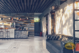 Unsere Unterkunft in Seminyak・Bali