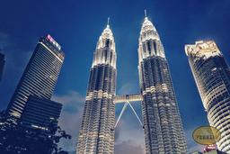 Nächstes Reiseland Kuala Lumpur