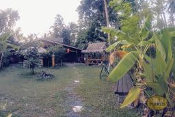 Unsere Unterkunft in Koh Phangan ・ Panburi