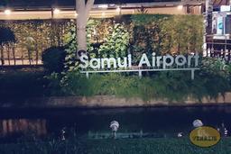 Unser Start ・ Die Reise von Zürich über Koh Samui nach Koh Phangan