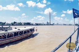 Transportmöglichkeiten in Bangkok