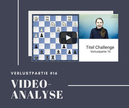 Schach-Videoanalyse, Engers-Lubbe