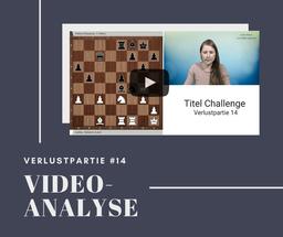 Schach-Videoanalyse, Lubbe-Vishnu Prasanna