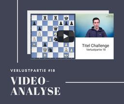Schach-Videoanalyse, N.Lubbe-Shirov