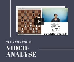 Videoanalyse, Schach, Nikolas Lubbe