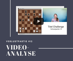 Videoanalyse, Schach, Osmanodja-Lubbe