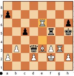 GM Howell, David (2634) - GM Buhmann, Rainer (2584)  Stellung nach 37.Te6