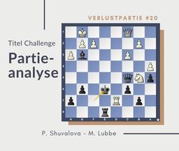 Partieanalyse Shuvalova-Lubbe