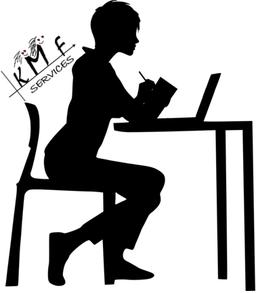 KMF SERVICES : Secrétaire du bâtiment et secrétaire technique