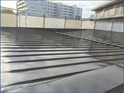 札幌市豊平区で屋根塗装!完了!