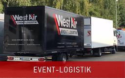 Köln Eventlogistik für Roadshows, Events, Showtrucks und Werbekampagnen