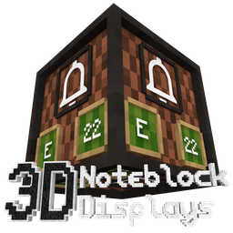 3D Noteblock Displays Logo