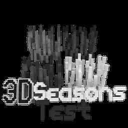 3D Seasons Logo