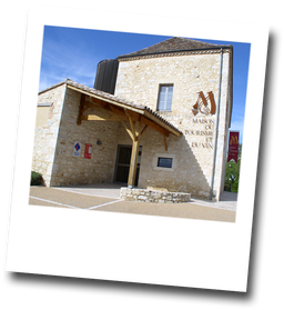 Maison du Tourisme et du Vin de Monbazillac - Vignoble de Bergerac en Dordogne - Périgord