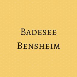 Badesee Bensheim