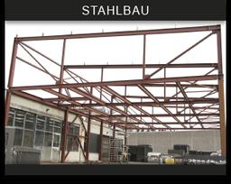 Schaltfläche Stahlbau